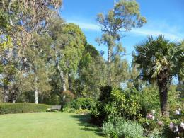 Garden at Havelock House, Hawke's Bay NZ