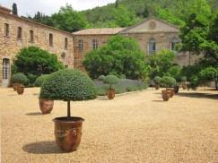 l'Abbaye Sainte-Marie de Fontfroide, south-west France