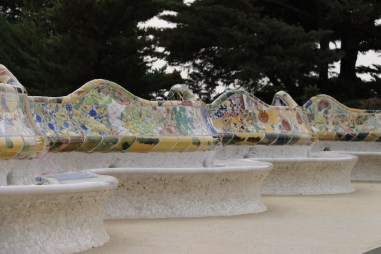 Spain - Parc Guell