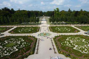 Palace Park Het Loo - Apeldoorn. Photo JA de Roo
