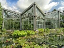 Frankfurt Botanical Garden. Photo tpsdave