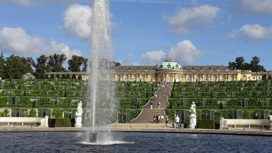 Sanssouci, Potsdam, Germany. Photo neufal54