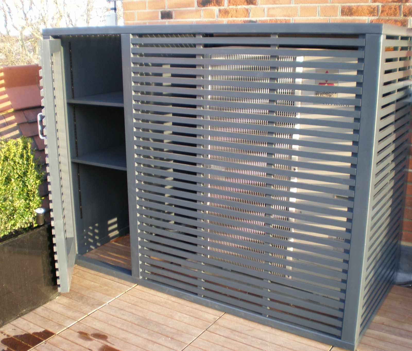 Air Conditioning Covers Air Conditioning Covers Essex Uk The Garden Trellis Company