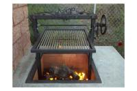 Fire Pit Grill: Warm Evenings and Tasty Grilled Meals in ...