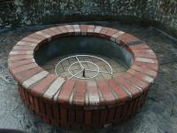 Astonishing Brick Fire Pit Ideas | Garden Landscape