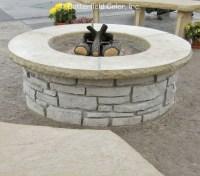Benefits Concrete Fire Pit Molds   Garden Landscape