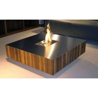 Amazing Indoor Fire Pit Coffee Table
