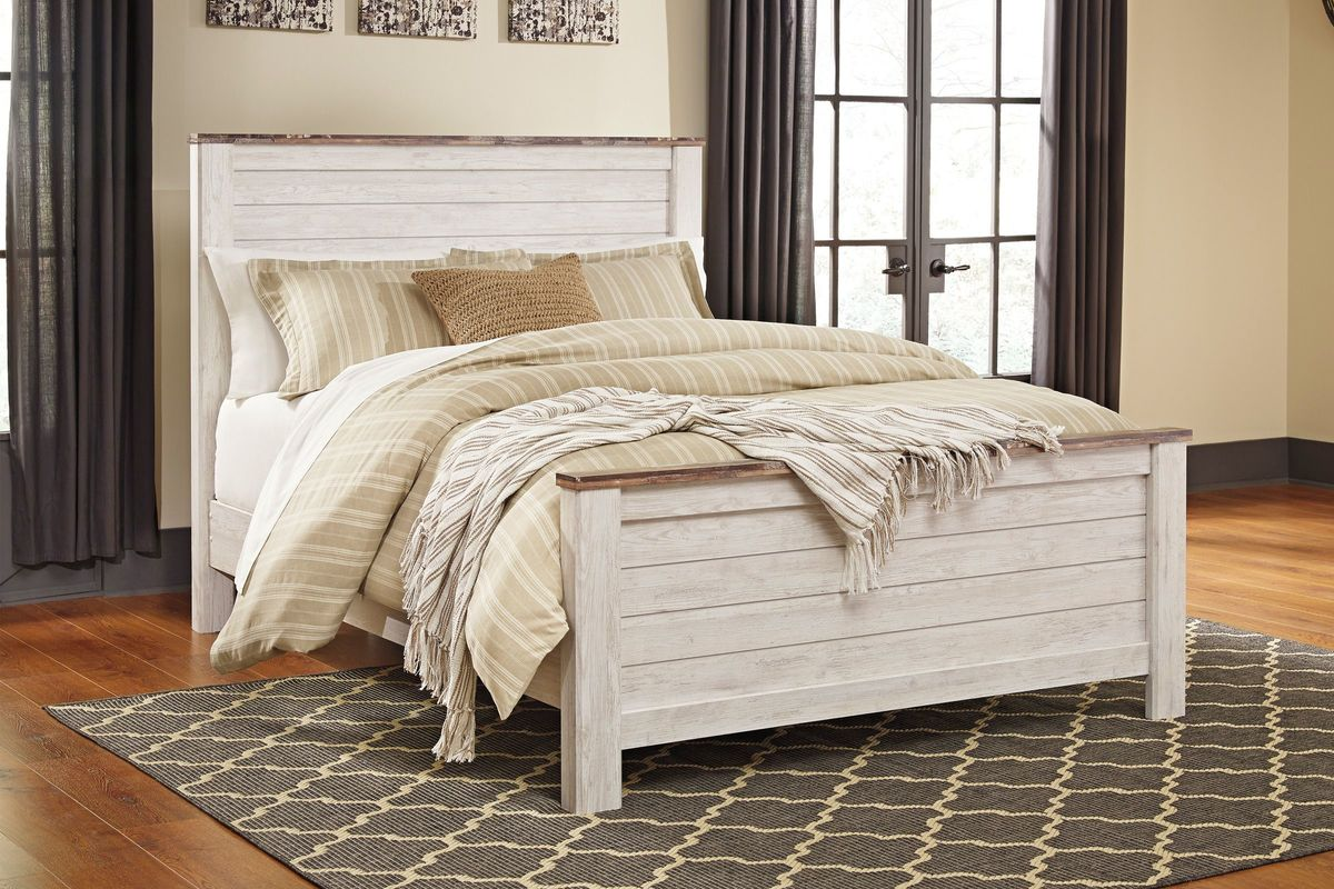 Freedom Headboard Willowton By Ashley Collection