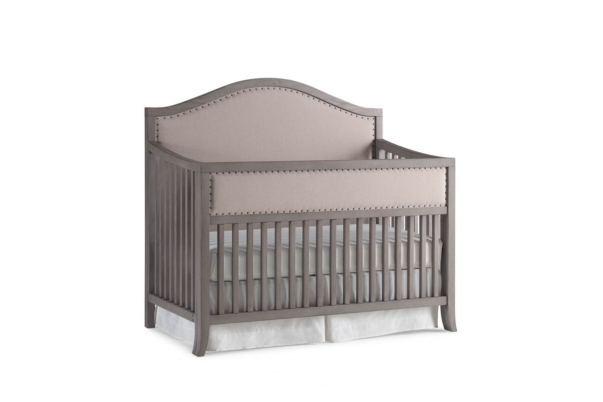 Crib Guard Rail Ed Ellen Degeneres Wilshire Arched Convertible Crib With Guard Rail Bed Rail By Bivona