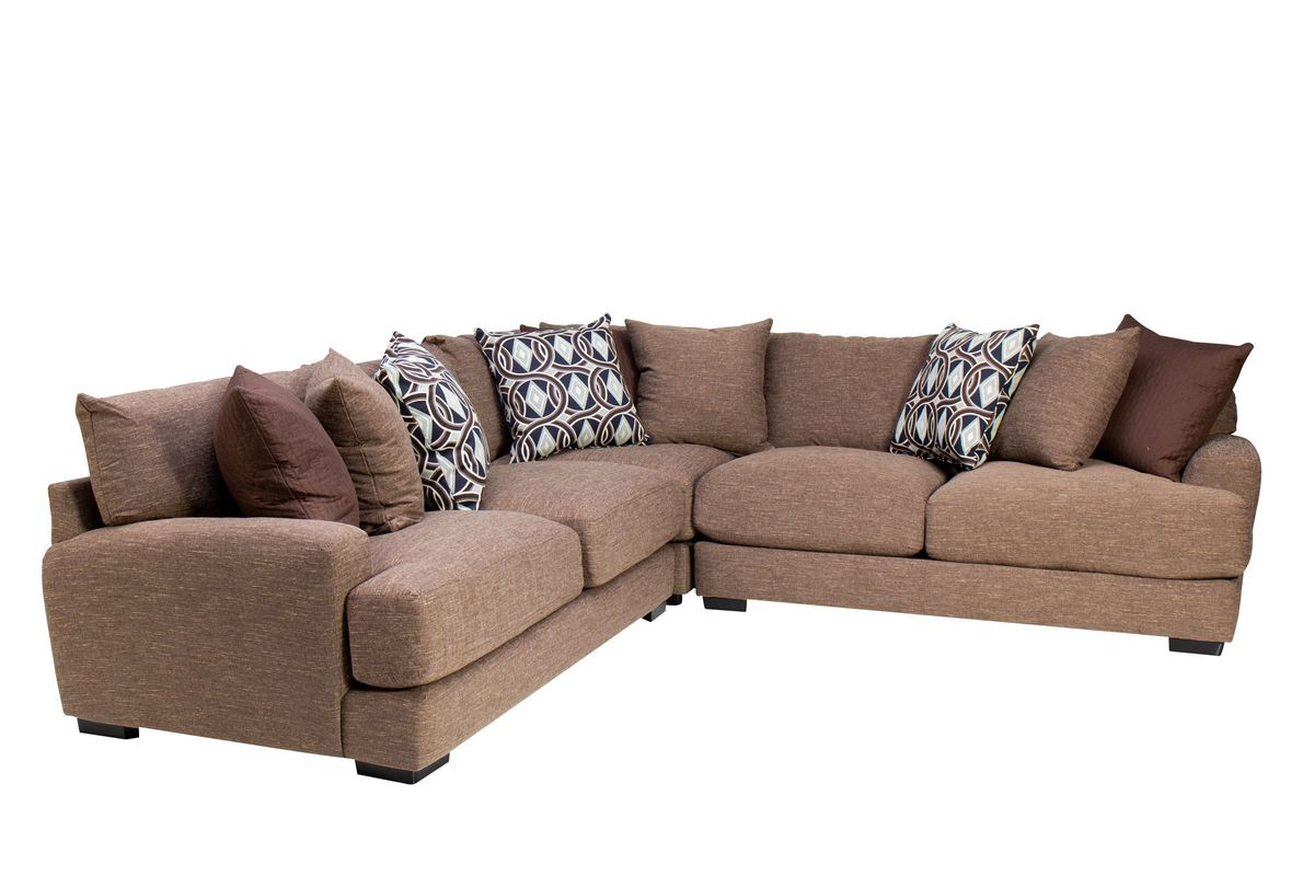 Big Sofa Back Cushions Cadet 6 Piece Big Picture Package With 50