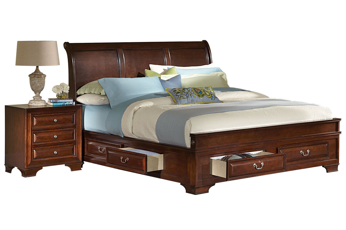Storage Beds Australia Cadence Queen Storage Bed