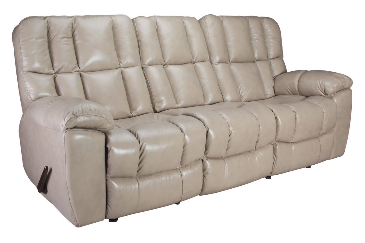 Sofa Warehouse Toronto Toronto Gliding Reclining Sofa With Drop Down Table At