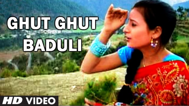 "Ghut Ghut Baduli (New Garhwali Video Song ""BADULI"" Album) – Vinod Bijalwan, Meena Rana"