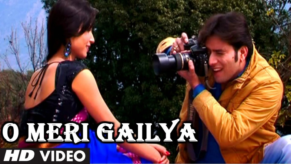 """O Meri Gailya"" Official Video (HD) – Latest Garhwali Song Feat. Jaspal Panwar Jassi & Dia Uniyal"