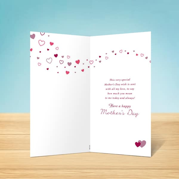 Cupcake Mother\u0027s Day Card - Garlanna Greeting Cards