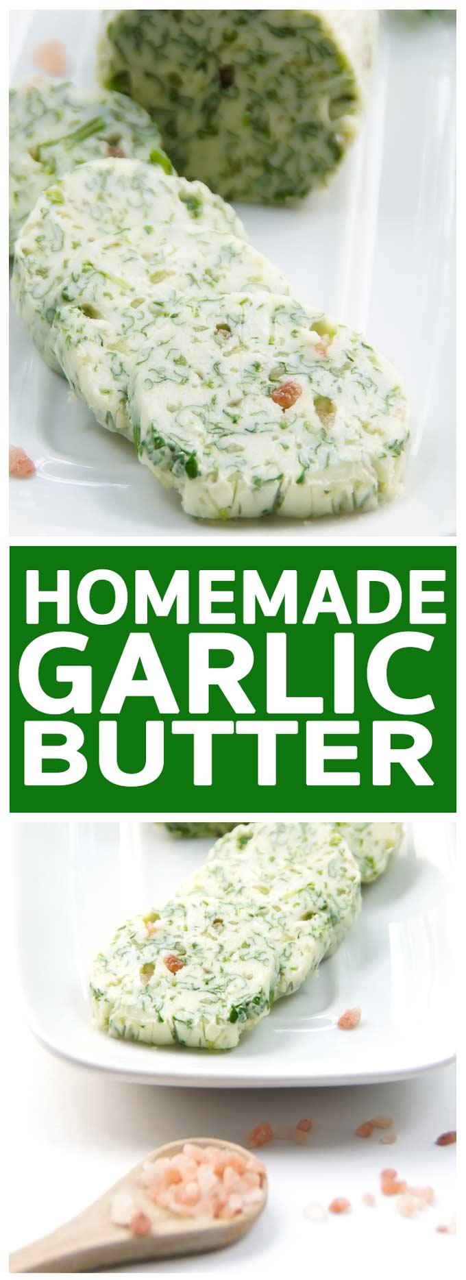 Garlic Butter | Garlic Matters
