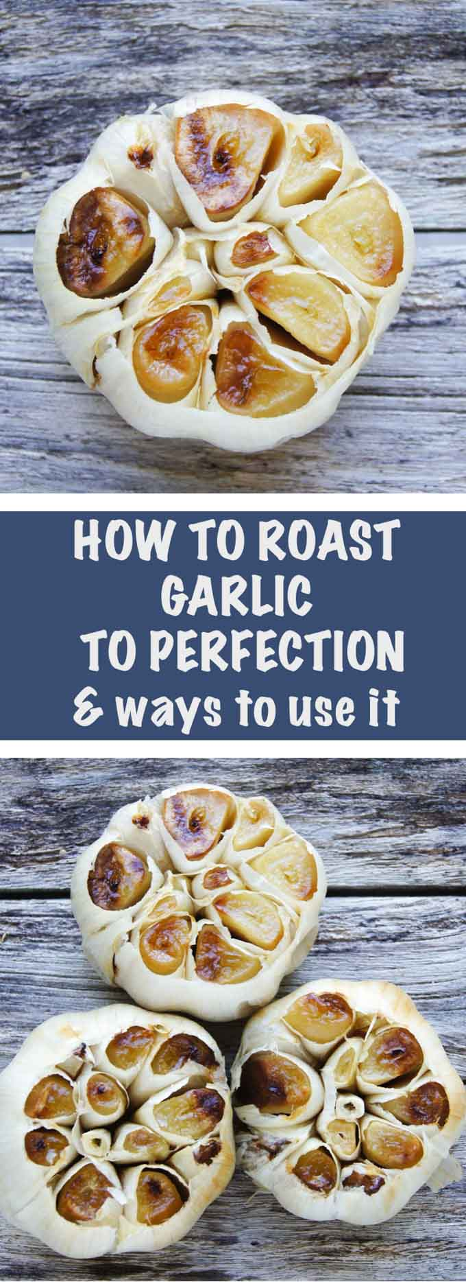 How to roast garlic and stay healthy all year | GARLIC MATTERS