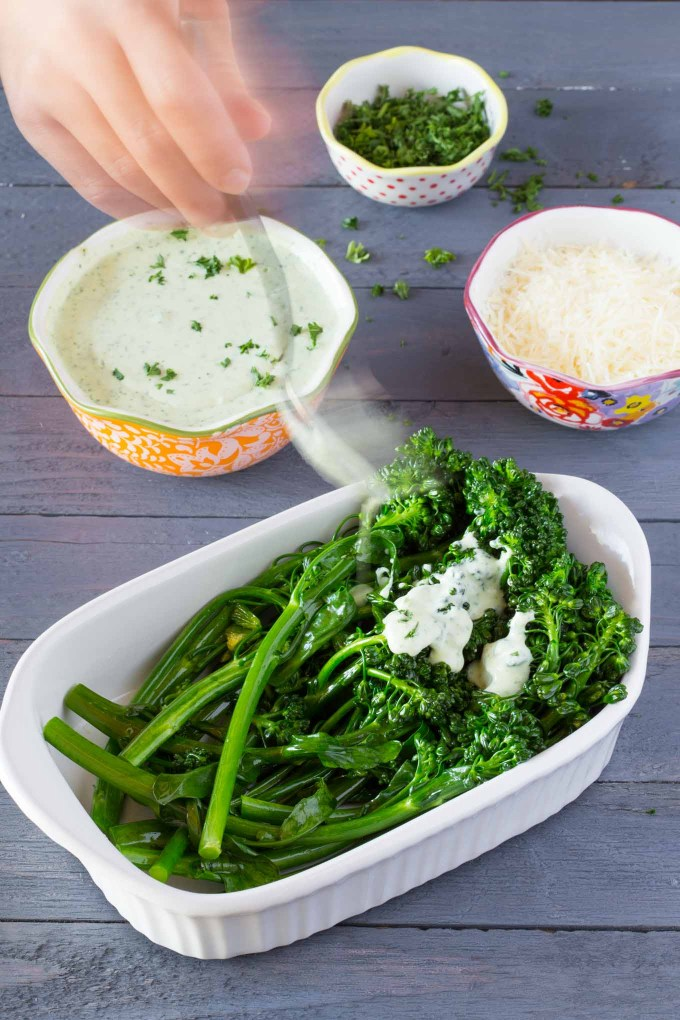 Creamy Caesar Salad Dressing Everything Sauce Recipe