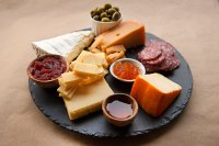Garlic My Soul  Perfect Party Cheese Platter