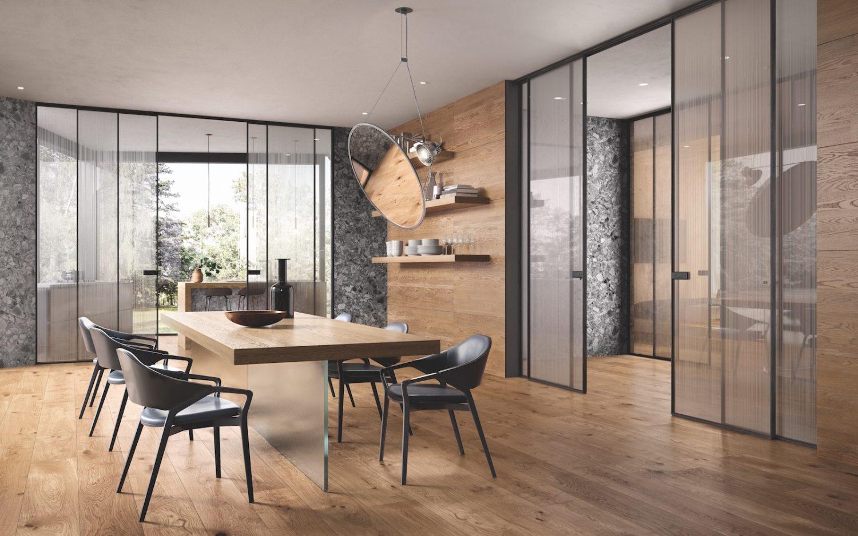 Cucina Moderna Con Parquet | Come Arredare Casa Con Parquet Fabulous ...