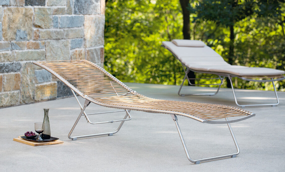 Garpa Liege Interview Designer Christian Hoisl On The Lounger Of The Pan