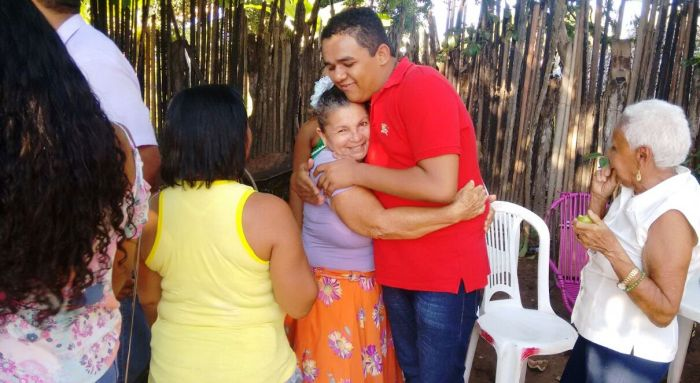 Luis Amovelar Filho lidera em Coroatá