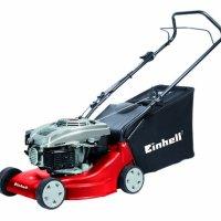 Einhell-Benzin-Rasenmher-GH-PM-40-P-16-kW-40-cm-Schnittbreite-3-fache-Schnitthhenverstellung-32-62-mm-45-l-Fangsack-0