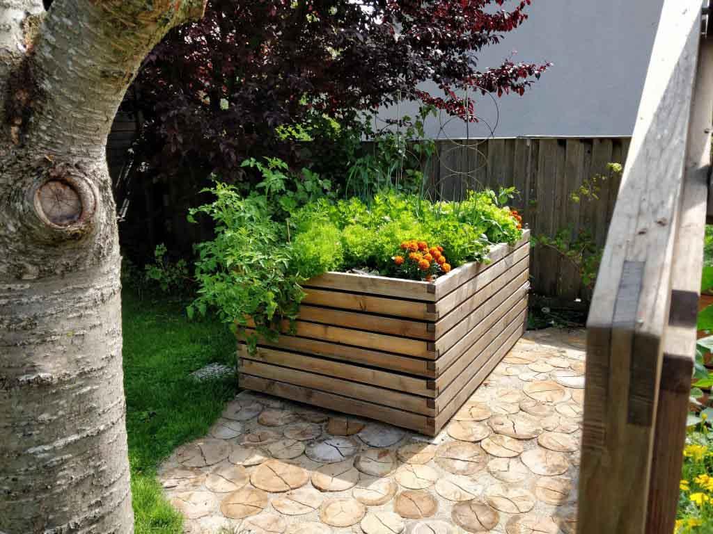 Garten Hochbeete Aus Holz Bauanleitung Hochbeet Aus Holz Pdf Bvrao