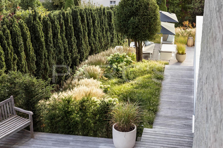 Gartengestaltung Leichte Hanglage Immobilien In Ascona Tessin Lago