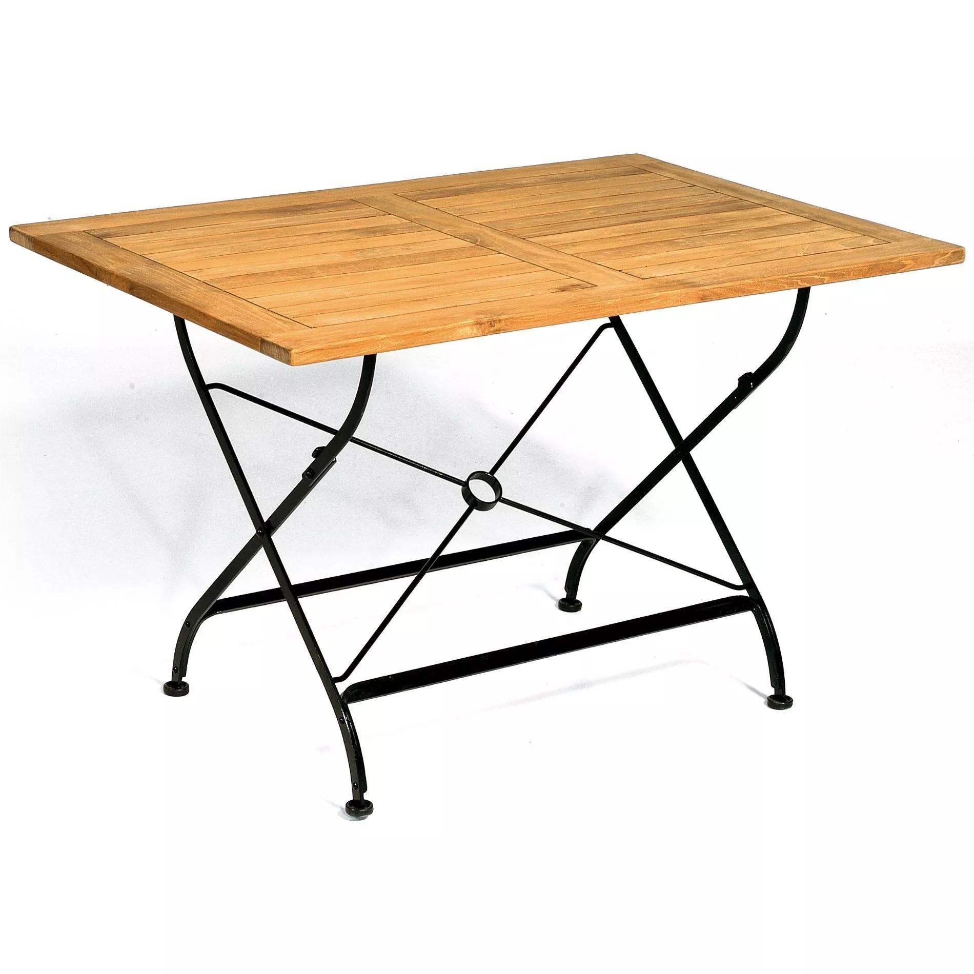 Gartentisch Holz Eckig Gartentisch Rund Klappbar Holz Trendy