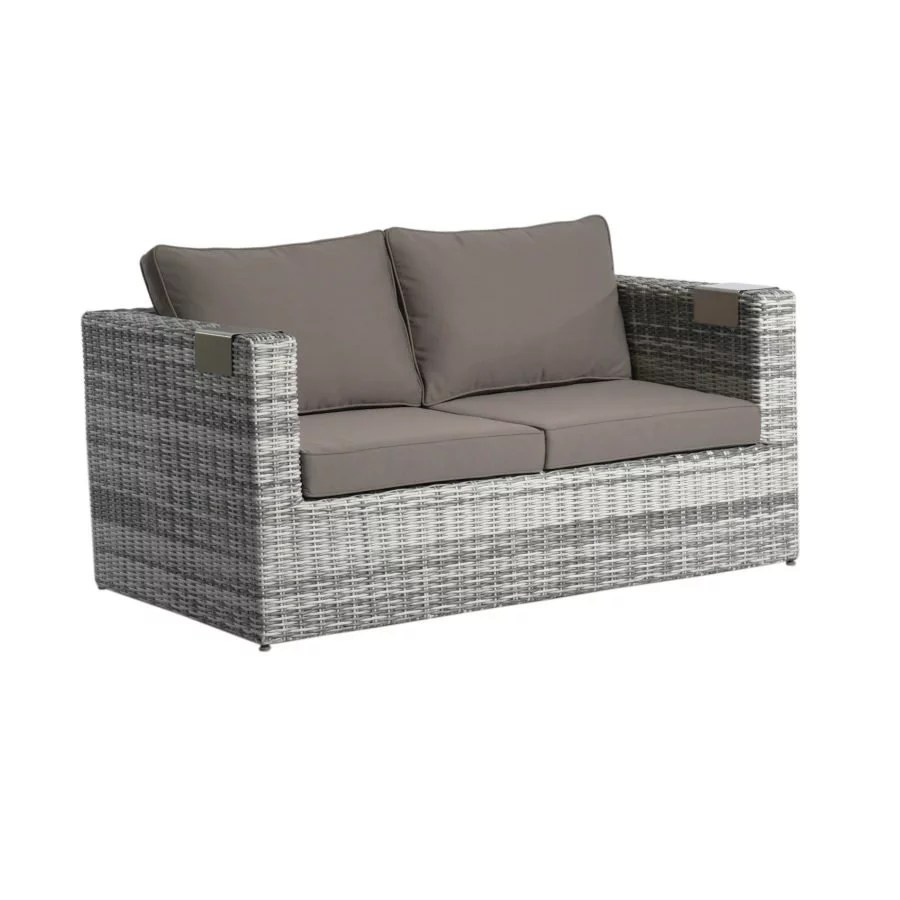 Lounge Sofa 2 Sitzer Outdoor Home Islands \