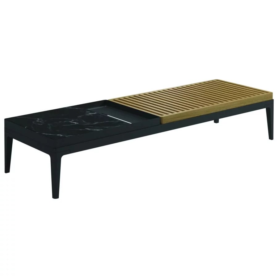 Couchtisch Titan Gloster Grid Coffee Table