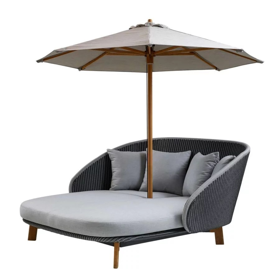 Daybed Outdoor Wetterfest Cane Line