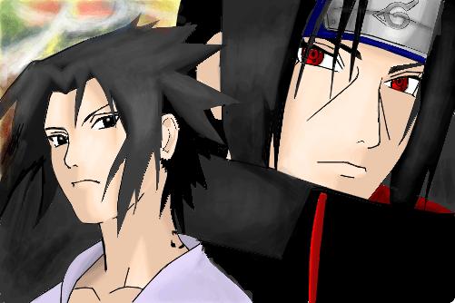 Ios 11 Hd Wallpaper Sasuke E Itachi P Klodu Xd Desenho De Princessrosalina