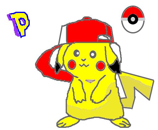 Wallpaper Android Hd Girl Pikachu De Bone Desenho De Samuraimw3 Gartic