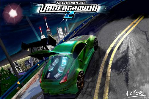 Www Racing Car Wallpaper Com Need For Speed Underground 2 Desenho De Victor2292 Gartic
