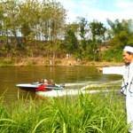 Santri Mahir Berkuda, Memanah Juga Kemudikan 'Speed Boat'