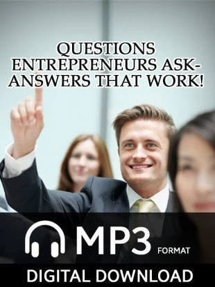 Questions Entrepreneurs Ask Answers That Work! Gary Coxe - questions to ask entrepreneurs