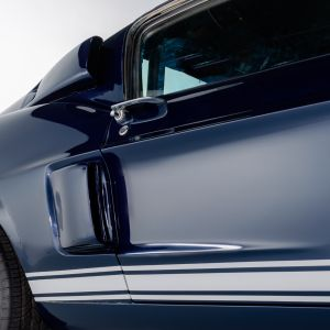 Automotive Photography Shelby Mustang