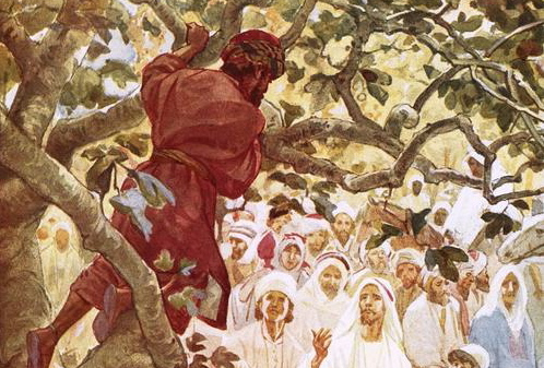 The Zacchaeus Generation: Identity, Community, and Seeing, by Mike Friesen