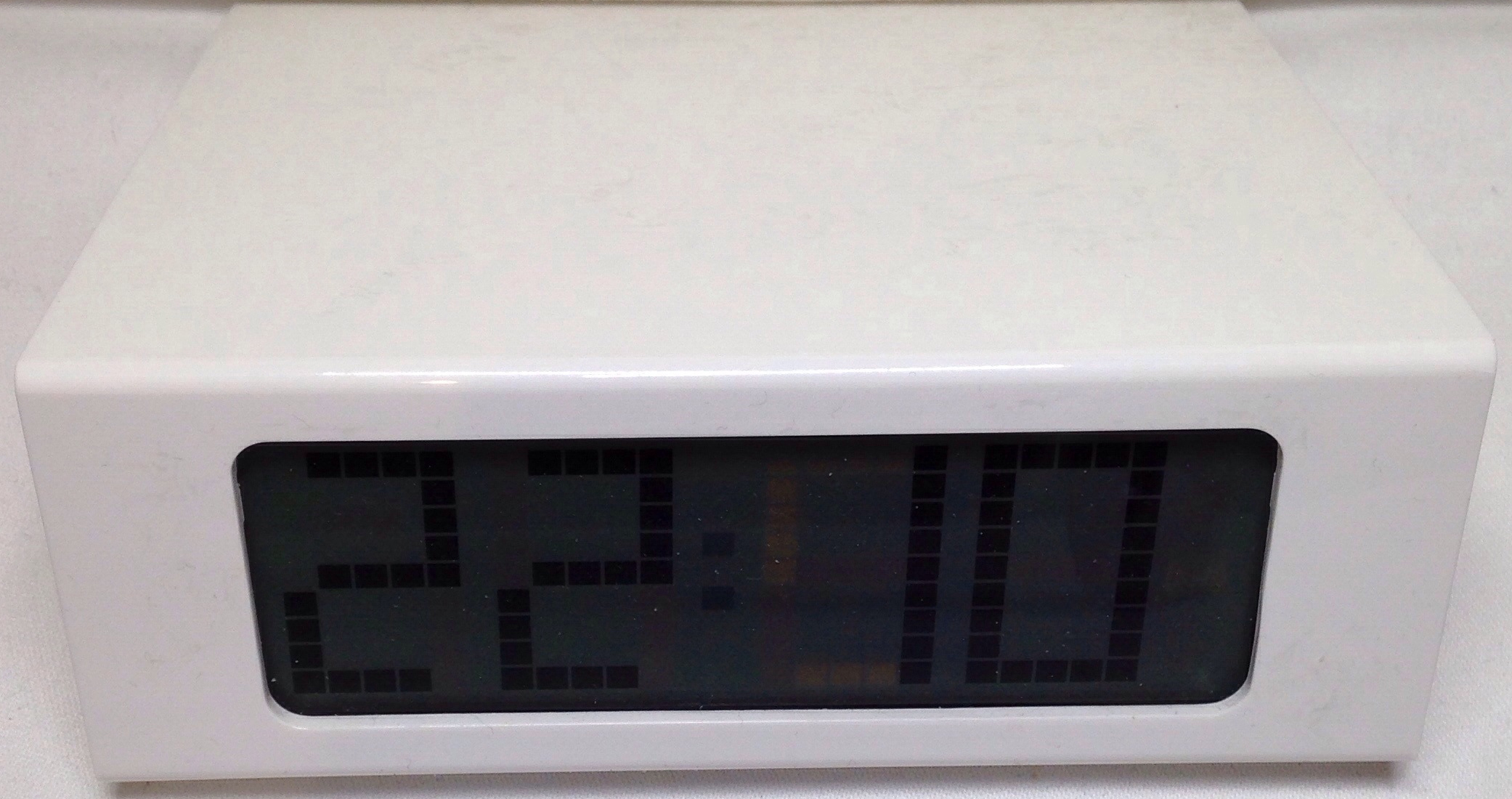 Digital Clock Daylight Saving Begins And The Ikea Vikis Digital Clock The Old