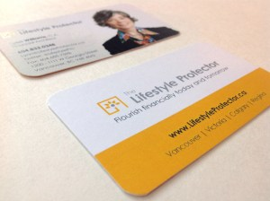 Lifestyle Protector – Business Cards