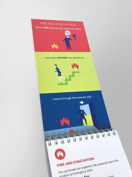 Illustration | Fire and Evacuation