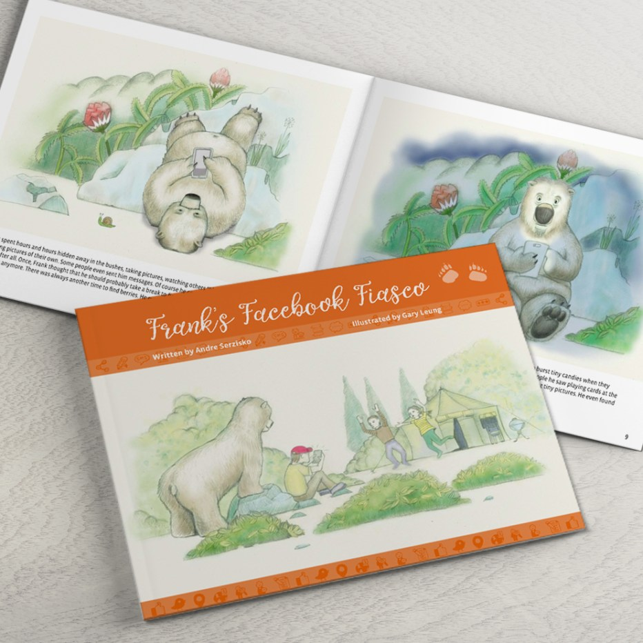 Illustrations and Design Layout