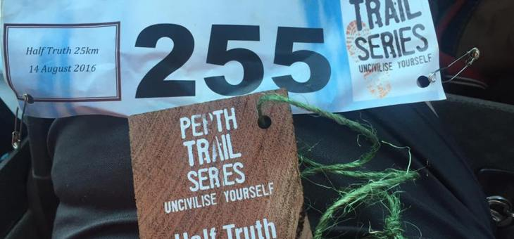 Perth Trail Series: Half Truth 25km