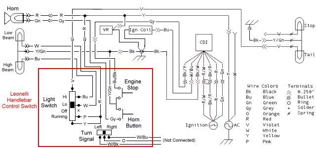 2010 husqvarna te 250 wiring diagram