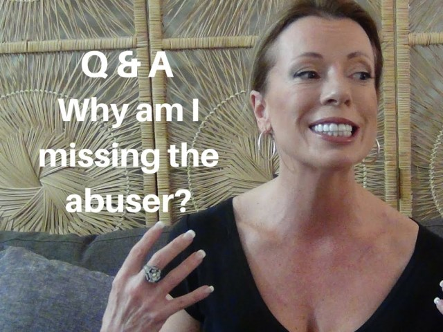 Q&A Why Do I Miss The Narcissist?
