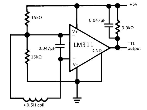 analog comparator circuit