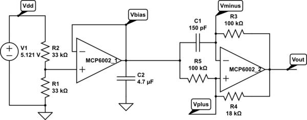 how tp modify this capacitive sensing circuit