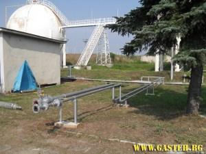 GAS Instalation
